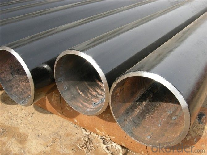Seamless Steel Pipe with High Quality and International Trader
