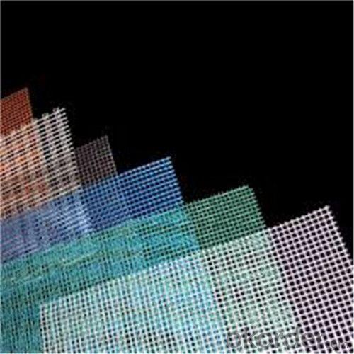 E-glass Fiberglass Mesh for Architecture Resistant