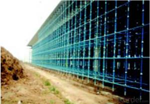 Cup Lock Scaffolding Easy to Mantain and Transport