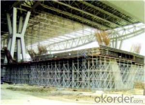 Ring Lock  Scaffolding Meet International Standard of Safety