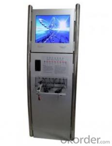 Emergency Mobile Phone Charging Kiosk