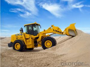 Wheel Loader Cl956-1 Chinese Wheel Loader