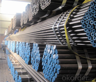 High-quality Carbon Seamless Steel Pipe For Boiler Painted CNBM