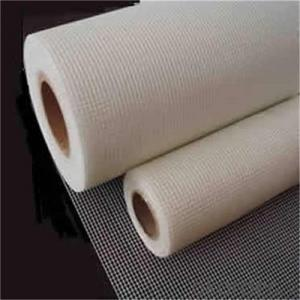 C-glass Fiberglass  Mesh for Construction Resistant