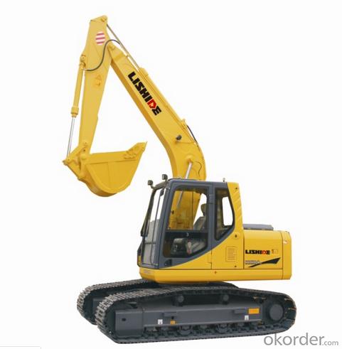 Lishide 16 Ton Hydraulic Crawler Excavators (SC160.8LC)