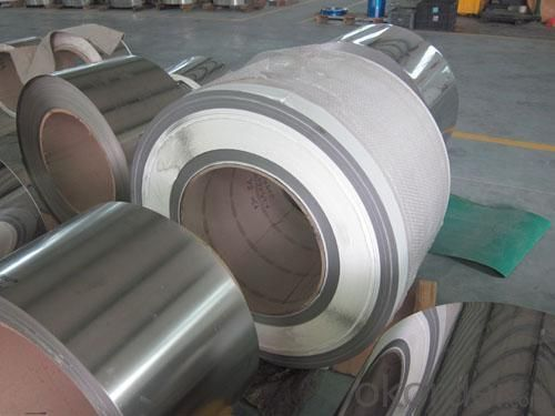 Cold and Hot Rolled Tisco Stainless Steel Coil with Top Quality