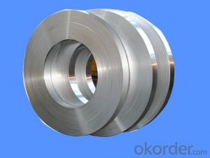 Cold and Hot Rolled Stainless Steel Coil 201 with Top Quality