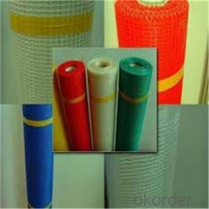 E-glass Fiberglass Wall Mesh for Buildings Resistant