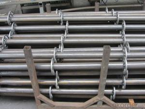 Galvanized Ringlock System Scaffolding Standard