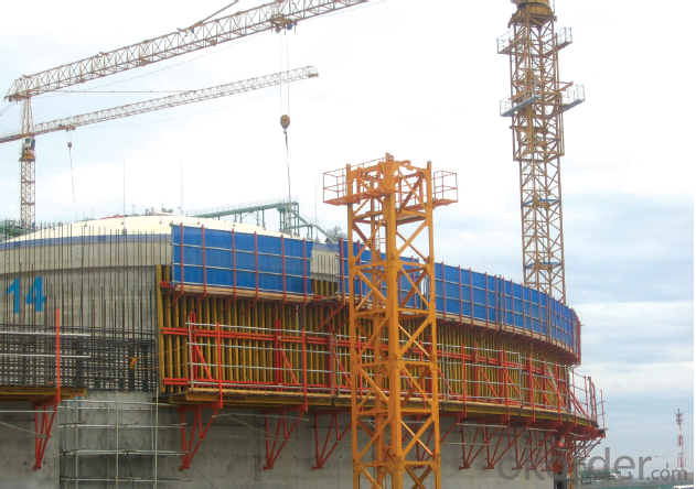 Timer Beam  Formwork for Large-Scale Performance Stage
