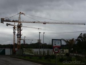 Tower Crane TC5613 Construction Equioment Building Machinery