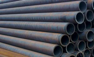 Cold Drawn Carbon Steel Seamless Pipe A123 CNBM