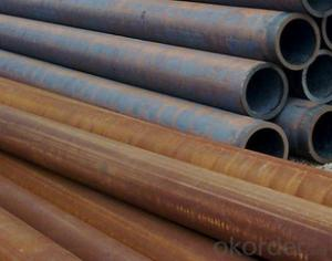 Cold Drawn Carbon Steel Seamless Pipe  A335 CNBM