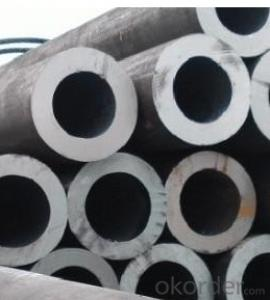 Schedule 40 ASTM A53 API 5L GR.B Carbon Seamless Steel Tubes  ST37  CNBM
