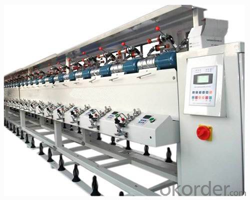 Tight Textile Yarn Cone Winder Machinery