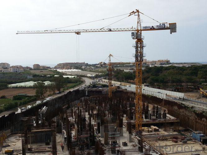 Tower Crane TC7021 Construction Equipment Wholesaler Sales