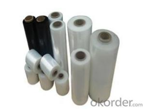 Stretch Wrap Film PE Wrap Stretch Film for Packaging