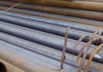 Schedule 40 ASTM A53 API 5L GR.B Carbon Seamless Steel Tubes  A106B,C CNBM