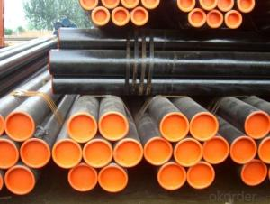 Carbon Steamless Steel Pipe From China CNBM