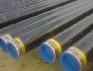 Schedule 40 ASTM A53 API 5L GR.B Carbon Seamless Steel Tubes  A335 CNBM