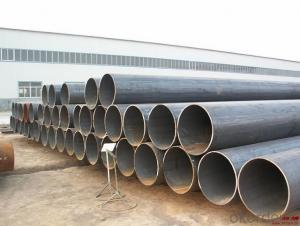 CARBON SEAMLESS STEEL PIPE WITH GOOD QUALITY