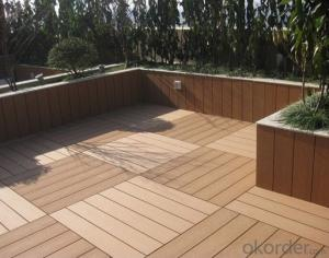Wood Plastic Composite Decking / WPC Board /