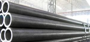 Schedule 40 ASTM A53 API 5L GR.B Carbon Seamless Steel Tubes  A335P5 CNBM