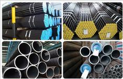 Schedule 40 ASTM A53 API 5L GR.B Carbon Seamless Steel Tubes   A179-1990 CNBM