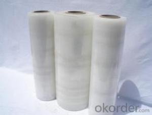 Stretch Wrap Film China Fatory Direct Sale High Quality Packaging PET Wrap Film for Package