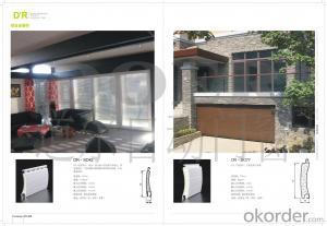 Garage doors, shutter doors, sliding door, garden door