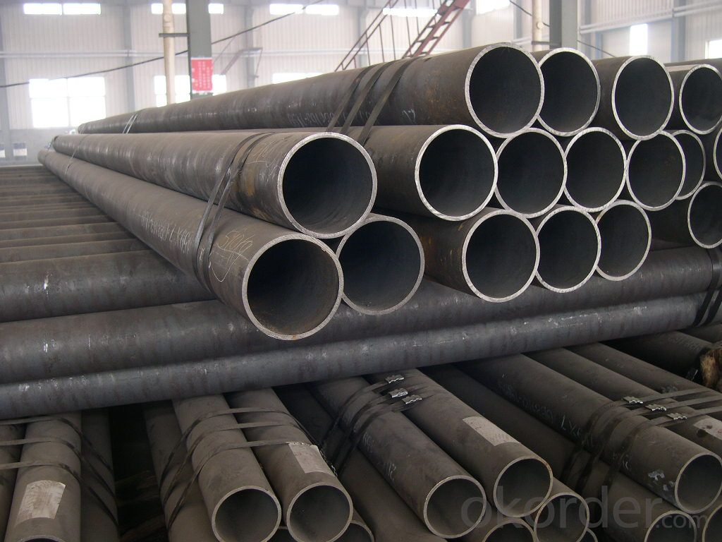 Buy carbon steamless steel pipe with large od price size