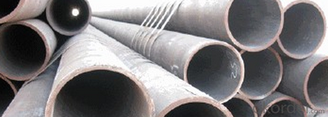 Schedule 40 Seamless Carbon Steel Pipe   13CrMo45 CNBM