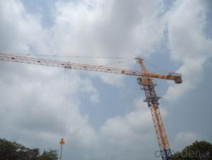 Tower Crane TC5013A Construction Equipment Building Machinery Distributor