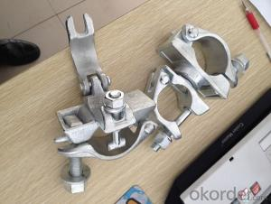 scaffolding  forged  irregualr  coupler