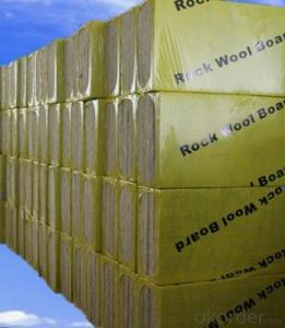 Rock Wool for Ware House Building Wall use