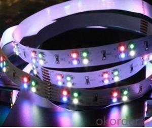 LED Strip Series with  SMD3528  DC24V and High Light