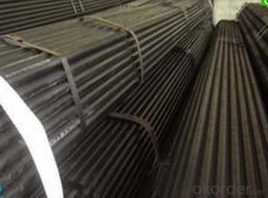 Schedule 40 Seamless Carbon Steel Pipe   ST52  CNBM