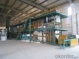 Bitumen Waterproofing Membrane Machinery Line