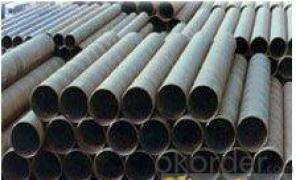 Schedule 40 Seamless Carbon Steel Pipe   ST37  CNBM