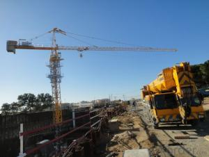 Tower Crane TC4808 Construction Equipment Wholesaler Sales