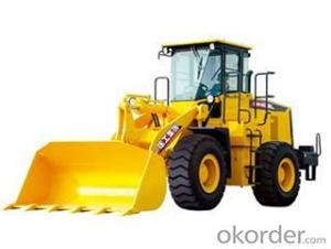 XCMG Wheel Loader Buy high quality wheel loader at Okorder