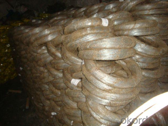 Galvanized binding wire、Iron tie wire