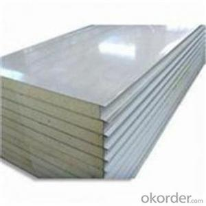 Insulated Rockwool Sandwich Panel - CMAX Brand