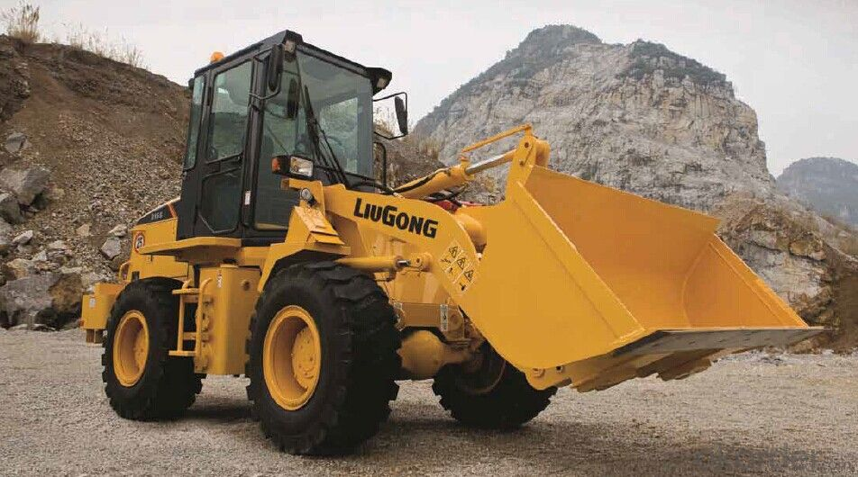 CLG816G Wheel Loader Buy High Quality Wheel Loader at Okorder