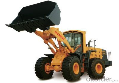 980 Wheel Loader with CE Certification Buy at Okorder