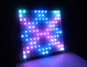 Led Pixel DMX Controller Strip 12x12 For Show