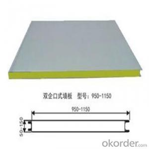 Rockwool Sandwich Panel Anti Rust  with Best Price