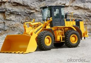CLG877III  Wheel Loader with CE Certification Buy at Okorder