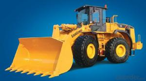 CLG856III Wheel Loader with CE Certification Buy at Okorder