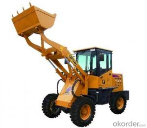 ZLJ10Wheel Loader with CE Certification Buy at Okorder
